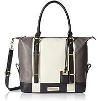 Stella Ricci Women's Shoulder Bag (Grey) (SR129HGRY)