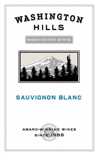 2012 Washington Hills Sauvignon Blanc Washington 750 Ml