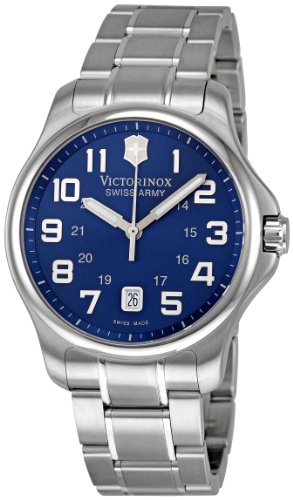 Swiss Watches:Victorinox Swiss Army Men's 241360 Officers Gent Watch Images