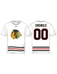 Christmas Vacation Griswold Official Blackhawks