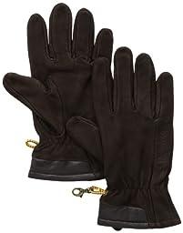 Timberland Men\'s Nubuck Boot Glove, Brown, X-Large