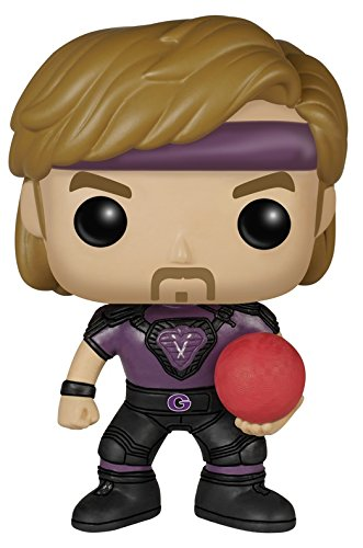 Funko Pop Movies Dodgeball Goodman Action Figure, White (White Goodman compare prices)