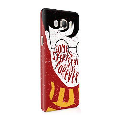 Harry Potter Some Stories Stay With Us Forever Quote Samsung Galaxy J5 2016 Hard Plastic Phone Case Cover