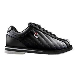 3G Mens Kicks Bowling Shoes (11 1/2 M US, Black)