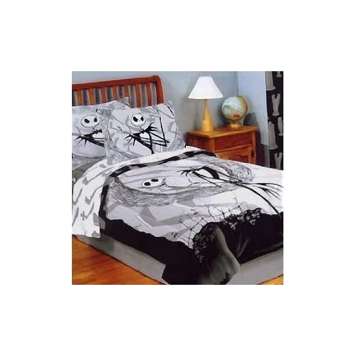 com: The Nightmare Before Christmas Full / Queen Comforter Set Bedding ...