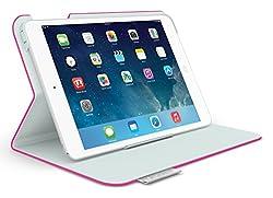Logitech Folio Protective Case for iPad mini 3/ mini 2/ mini, Fantasy PinkÃ'(939-000878)