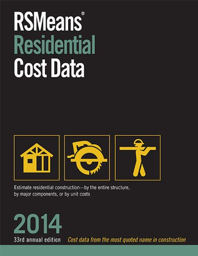 RSMeans Residential Cost Data 2014 - RS Means - RS-Residential - ISBN: 1940238161 - ISBN-13: 9781940238166