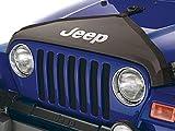 Jeep Wrangler 2007-2014 Front Hood Cover T Style W/Logo Mopar OEM