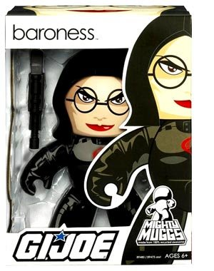 Baroness Marvel Legends Mighty Muggs Collectible Figure