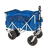 Outdoors All-terrain Folding Cart