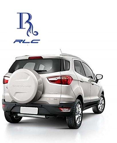 RLC Spare Wheel Cover for Ford Ecosport Diamond White