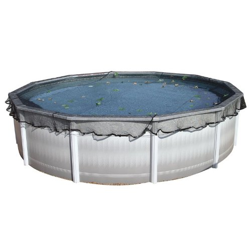 Awardpedia 21 39 Round Leaf Net Winter Pool Cover
