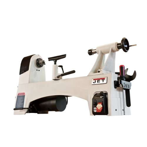 Best Price! JET JWL-1221VS 12-Inch by 21-Inch Variable Speed Wood Lathe