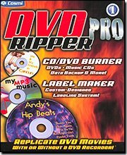 COSMI DVD Ripper Pro ( Windows ) - 1