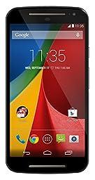 Motorola Moto G (2nd generation) Unlocked Cellphone, 8GB, Black