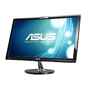 ASUS VK228H-CSM 21.5 Full HD  1920x1080 HDMI DVI-D VGA 1.0M web cam  Back-lit