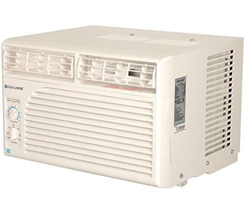 Window On/Office Air Conditioner CL-WAC5 5,000 BTU Window Cool Living Mount AC Unit