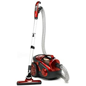 Dirt Devil 082700 Vision Turbo Canister Vacuum