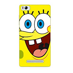 Happoz Xiaomi Redmi 3s Cases Back Cover Mobile Pouches Shell Hard Plastic Graphic Armour Premium Printed Designer Cartoon Girl 3D Funky Fancy Slim Graffiti Imported Cute Colurful Stylish Boys D063