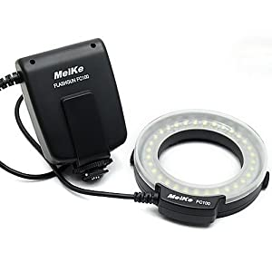 Meike FC-100 Macro Ring Flash/Light for Nikon