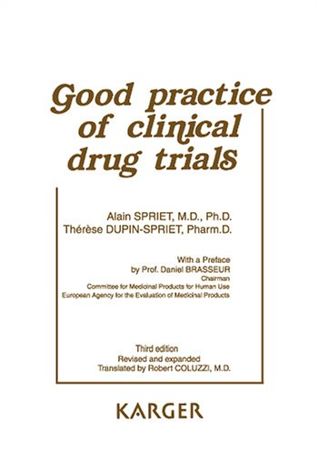 Good Practice Of Clinical Drug Trials