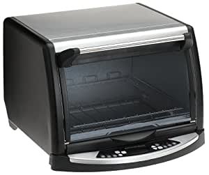Black & Decker FC150B InfraWave Speed Cooking Countertop Oven, Black