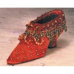 Wild Extra Vagance Miniature Shoe