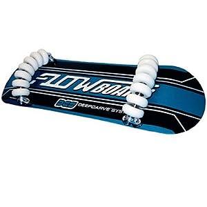 Flowboard skateboard