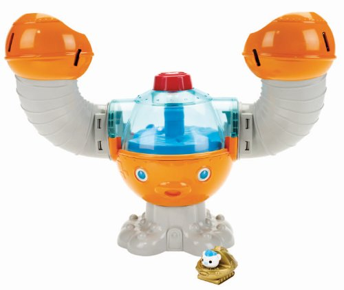 Fisher-Price Octonauts Gup Speeders Octopod Launcher