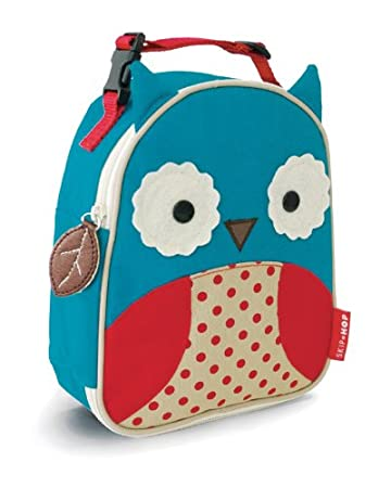 Owl Lunch Box by Skip Hop - Insulated Bag