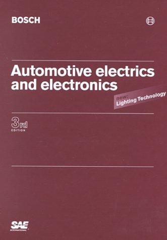 Automotive Electrics And Electronics