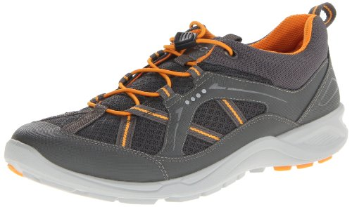 ECCO Mens Terracruise Multisport Shoes 84102458279 Dark Shadow/Dark Shadow/Spice 7.5 UK, 41 EU