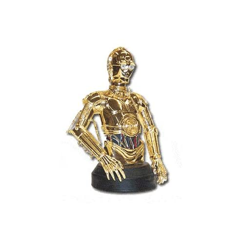 Star Wars C3PO Mini Bust Toys & Games