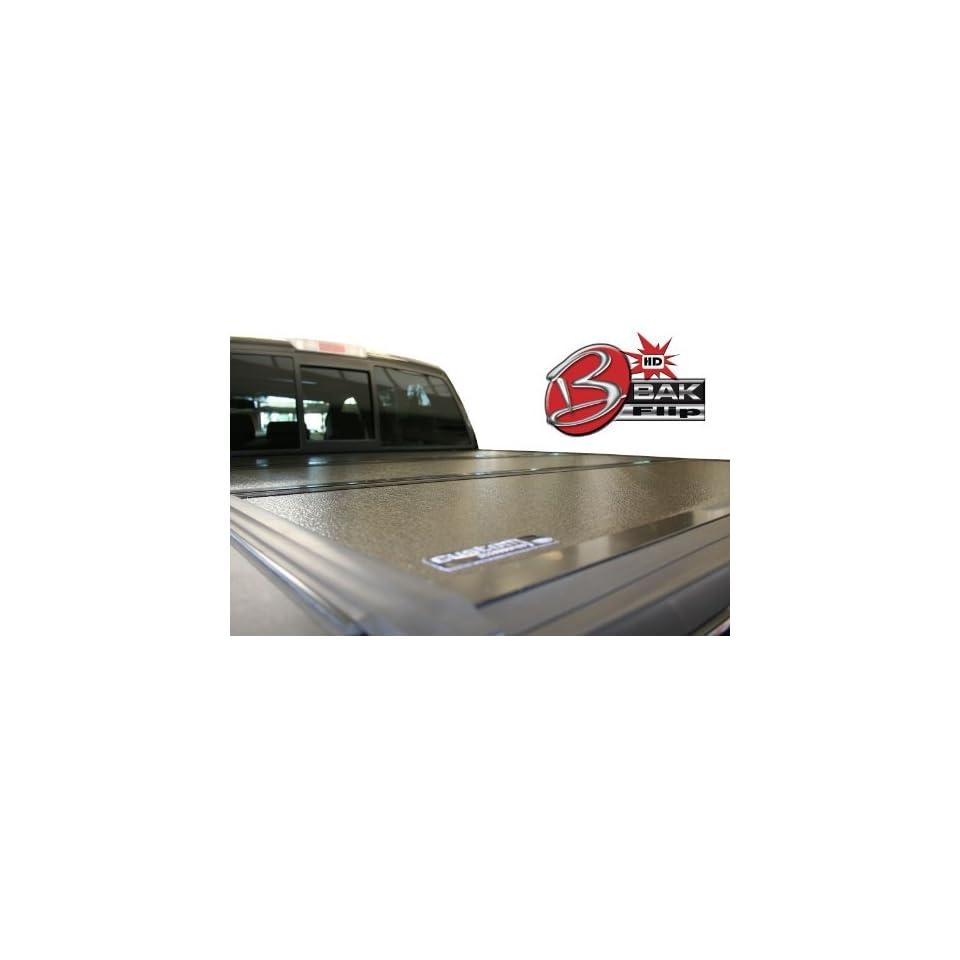 BAK Industries 35102T BakFlip HD Hard Folding Truck Bed Tonneau Cover