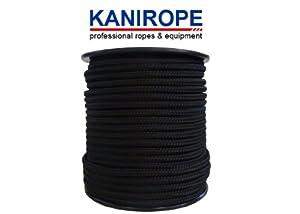 Polypropylenseil SH 1mm Meterware SCHWARZ Polypropylen Seil Reepschnur Leine Schnur Festmacher Rope
