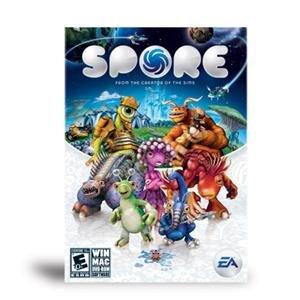 NEW Spore PC - Win/Mac (Videogame Software)