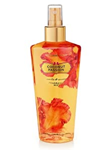 Victoria's Secret Coconut Passion Body Mist / Spray 250ml