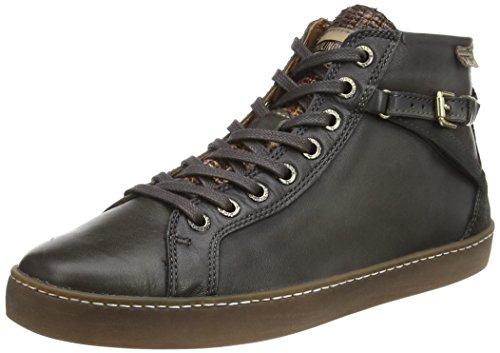 Pikolinos YORKVILLE W0D_I15, Sneaker alta donna, Grigio (Grau (Lead)), 37