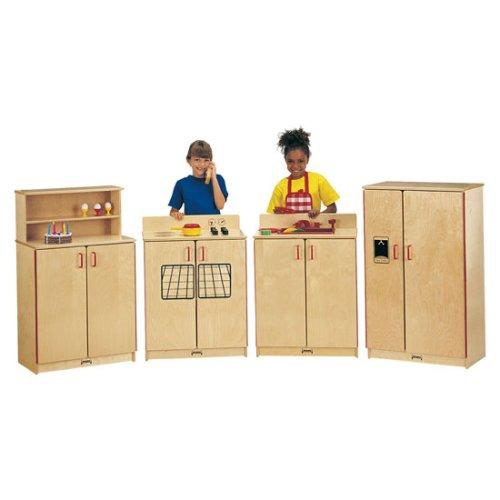 Jonti-Craft 2030SA SCHOOL AGE KITCHEN SET - 4 PIECE SET - Buy Jonti-Craft 2030SA SCHOOL AGE KITCHEN SET - 4 PIECE SET - Purchase Jonti-Craft 2030SA SCHOOL AGE KITCHEN SET - 4 PIECE SET (Jonti-Craft, Toys & Games,Categories,Pretend Play & Dress-up,Sets,Cooking & Housekeeping,Kitchen Playsets)