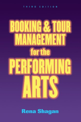 Booking and Tour Management for the Performing Arts