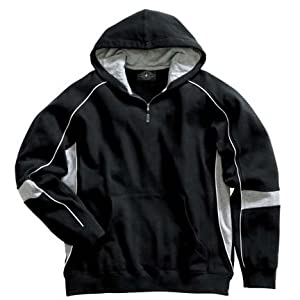 Youth Victory Hooded Sweatshirt from Charles River Apparel