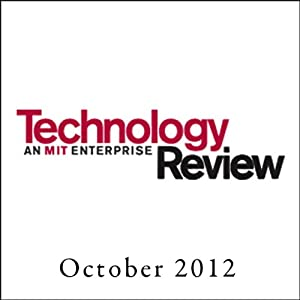Audible Technology Review, October 2012 | [Technology Review]