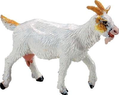 Buy WHITE NANNY GOAT by Safari, Ltd.