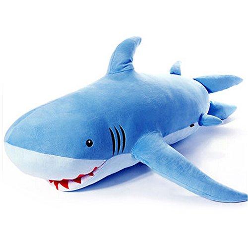 70 Unique Huge Shark Stuffed Plush Toy Gift Idea Shark