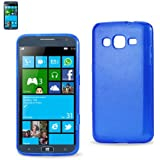 Reiko Polymer TPU Case for Samsung Ativ S Neo - Non-Retail Packaging - Navy