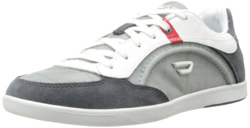 Diesel Men's Eastcop Starch Fashion Sneaker,Wrought Iron/