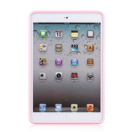 Gadgetsevil Jelly Mercury Tpu Case For Ipad Mini (Pink)