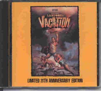 Vacation by Lindsey Buckingham, Ramones, Nicolette Larson, Vanity 6 and Ralph Burns