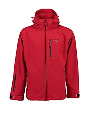 Geographical Norway Chaqueta Tornado (Rojo)