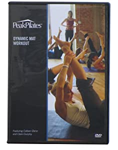 Peak Pilates Dynamic Mat DVD